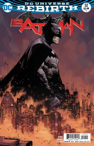 BATMAN #32 (2016 SERIES) VARIANT