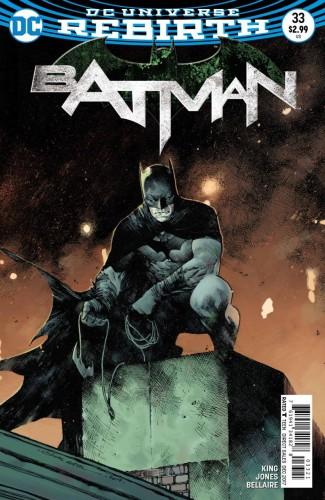BATMAN #33 (2016 SERIES) VARIANT