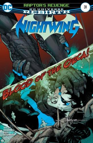 NIGHTWING #31 (2016 SERIES)