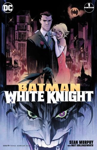 BATMAN WHITE KNIGHT #1