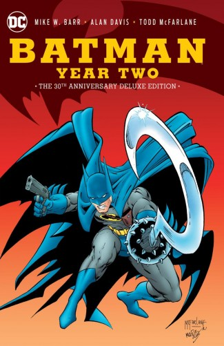 BATMAN YEAR TWO 30TH ANNIVERSARY DELUXE EDITION HARDCOVER