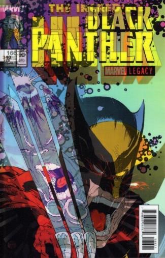BLACK PANTHER #166 (2016 SERIES) LEGACY CRAIG LENTICULAR VARIANT