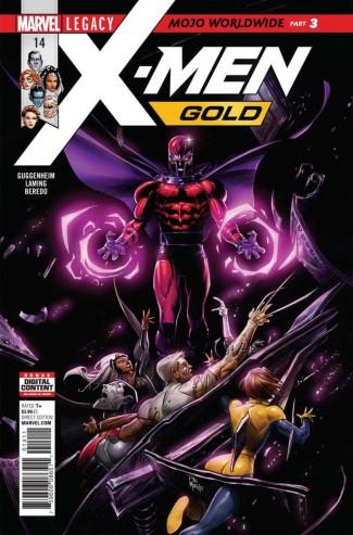 X-MEN GOLD #14 LEGACY