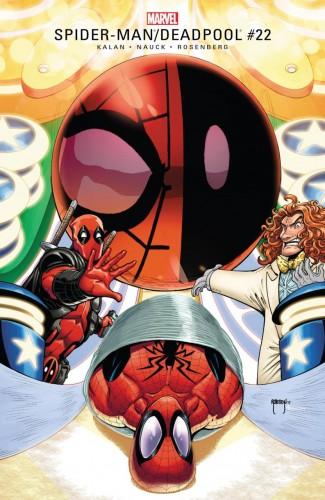 SPIDER-MAN DEADPOOL #22