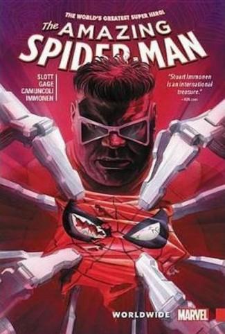 AMAZING SPIDER-MAN WORLDWIDE VOLUME 3 HARDCOVER