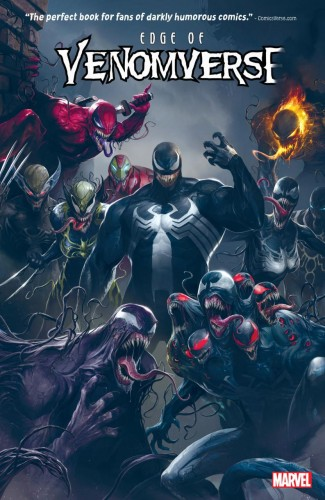 EDGE OF VENOMVERSE GRAPHIC NOVEL