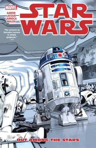 STAR WARS VOLUME 6 OUT AMONG THE STARS GRAPHIC NOVEL