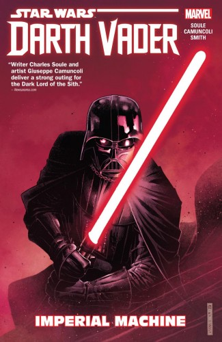 STAR WARS DARTH VADER DARK LORD SITH VOLUME 1 IMPERIAL MACHINE GRAPHIC NOVEL