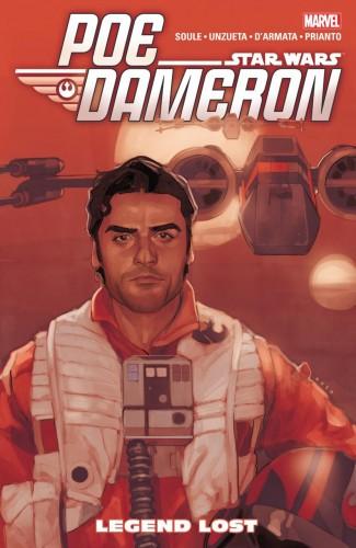 STAR WARS POE DAMERON VOLUME 3 LEGENDS LOST GRAPHIC NOVEL