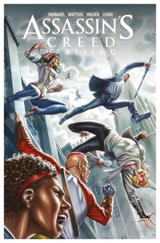 ASSASSINS CREED UPRISING VOLUME 2 GRAPHIC NOVEL