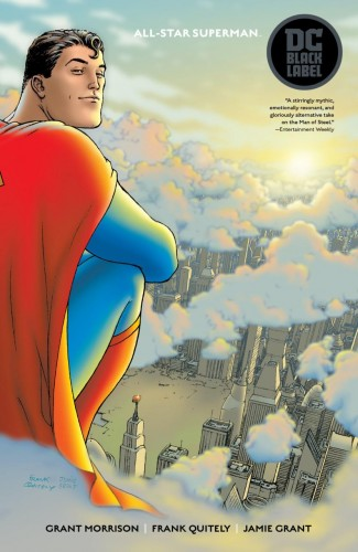 ALL STAR SUPERMAN BLACK LABEL EDITION GRAPHIC NOVEL