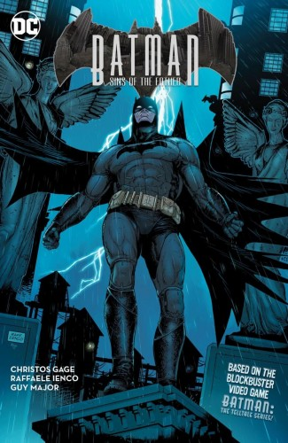 BATMAN SINS OF THE FATHER GRAPHIC NOVEL