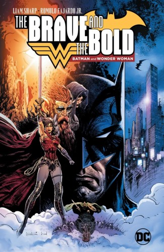 BRAVE AND THE BOLD BATMAN AND WONDER WOMAN HARDCOVER