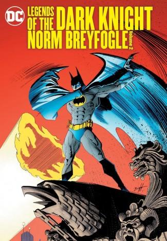 LEGENDS OF THE DARK KNIGHT NORM BREYFOGLE VOLUME 2 HARDCOVER