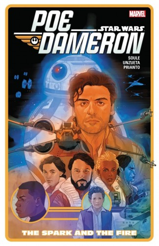 STAR WARS POE DAMERON VOLUME 5 SPARK FIRE GRAPHIC NOVEL