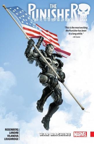 PUNISHER WAR MACHINE VOLUME 2 GRAPHIC NOVEL