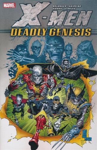 X-MEN DEADLY GENESIS GRAPHIC NOVEL (NEW PRINTING)