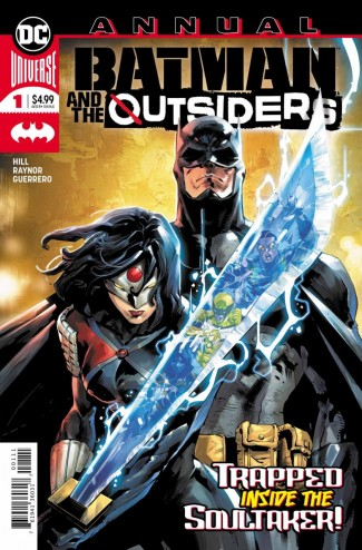 BATMAN AND THE OUTSIDERS ANNUAL #1 (2019 SERIES)