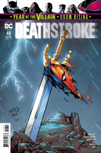 DEATHSTROKE #48 (2016 SERIES)