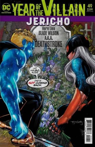 DEATHSTROKE #49 (2016 SERIES) ACETATE