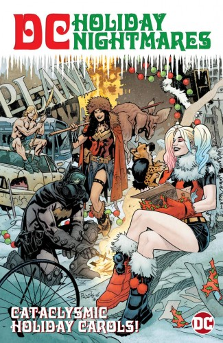 DC HOLIDAY KNIGHTMARES GRAPHIC NOVEL