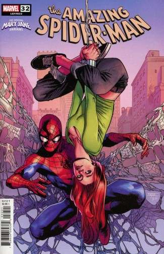 AMAZING SPIDER-MAN #32 (2018 SERIES) ASRAR MARY JANE VARIANT