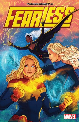 FEARLESS GRAPHIC NOVEL