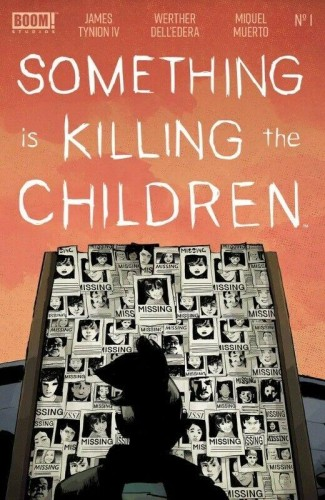 SOMETHING IS KILLING THE CHILDREN #1 5TH PRINTING