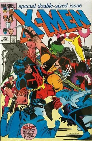 UNCANNY X-MEN OMNIBUS VOLUME 4 JOHN ROMITA JR DM VARIANT HARDCOVER
