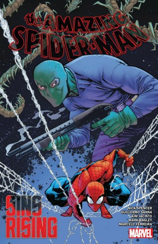 AMAZING SPIDER-MAN BY NICK SPENCER VOLUME 9 SINS RISING GRAPHIC NOVEL