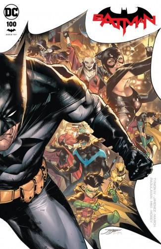 BATMAN #100 (2016 SERIES) JOKER WAR TIE-IN
