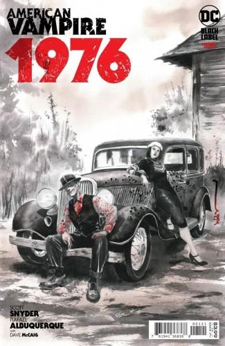 AMERICAN VAMPIRE 1976 #1 COVER B