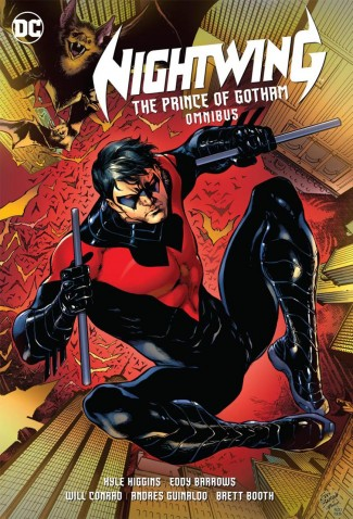 NIGHTWING THE PRINCE OF GOTHAM OMNIBUS HARDCOVER