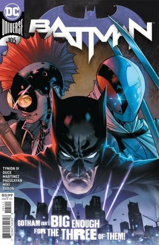 BATMAN #105 (2016 SERIES)