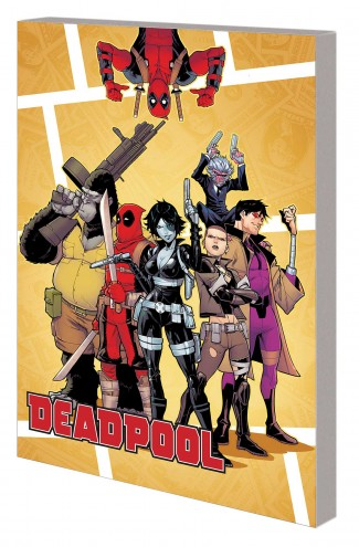 DEADPOOL CLASSIC VOLUME 23 MERCS FOR MONEY GRAPHIC NOVEL