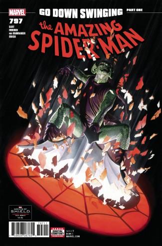 AMAZING SPIDER-MAN (2015 SERIES) #797