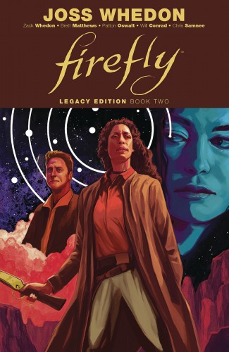 FIREFLY LEGACY EDITION VOLUME 2 GRAPHIC NOVEL