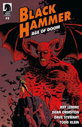 BLACK HAMMER AGE OF DOOM #2