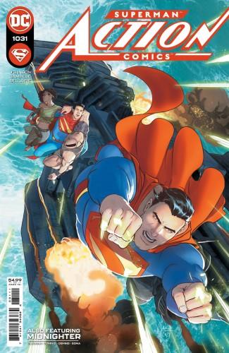 ACTION COMICS #1031 (2016 SERIES)
