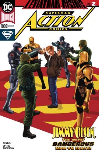 ACTION COMICS #1008 (2016 SERIES)