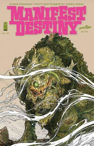 MANIFEST DESTINY #27
