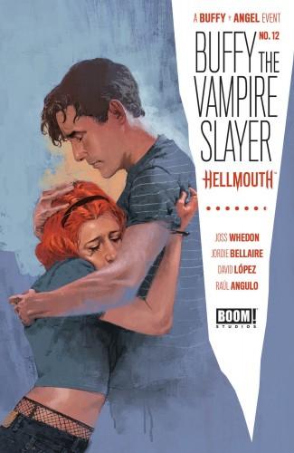 BUFFY THE VAMPIRE SLAYER #12 (2019 SERIES)