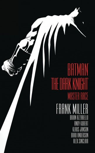 ABSOLUTE DARK KNIGHT III THE MASTER RACE HARDCOVER