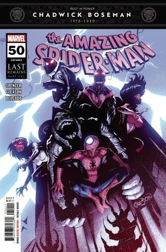 AMAZING SPIDER-MAN #50 (2018 SERIES)