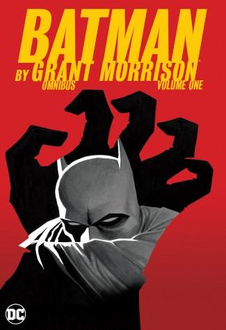 BATMAN BY GRANT MORRISON OMNIBUS VOLUME 1 HARDCOVER
