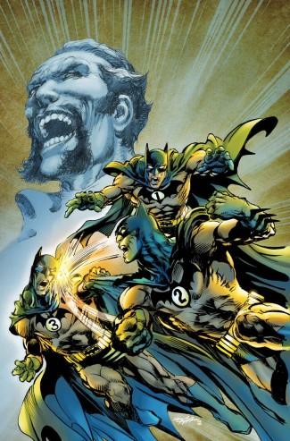 BATMAN VS RAS AL GHUL HARDCOVER