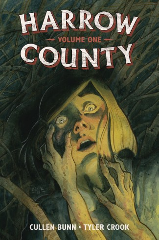 HARROW COUNTY LIBRARY EDITION VOLUME 1 HARDCOVER