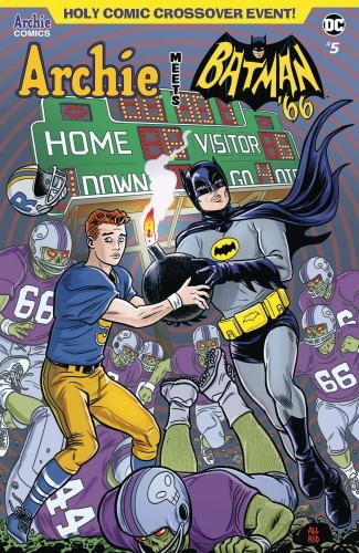 ARCHIE MEETS BATMAN 66 #5