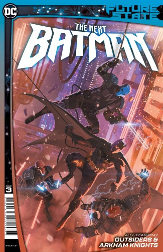 FUTURE STATE THE NEXT BATMAN #3