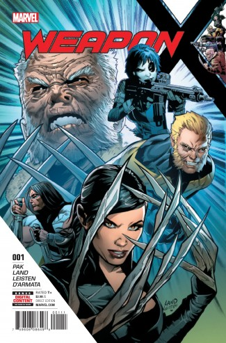WEAPON X #1 (2017 SERIES)
